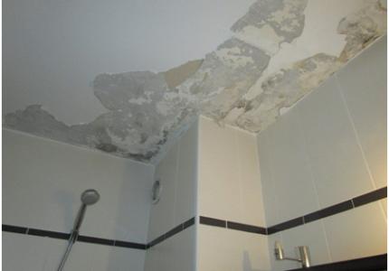 Sechage mur