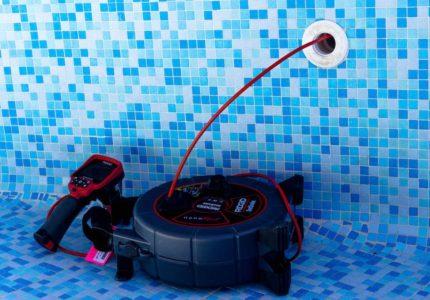 recherche de fuite piscine 3