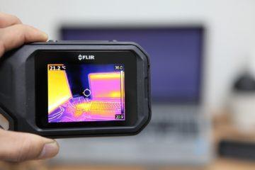 avantage caméra thermique
